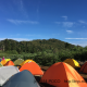 火打山 高谷池ヒュッテでテント泊してきたよ。池塘と緑に囲まれたステキなテン場。ただし土曜日は混むよ!